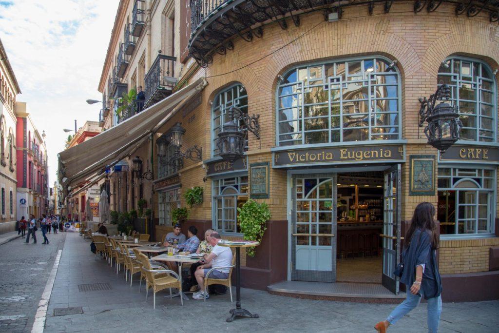 Profiter des terrasses de Séville presque toute l'année !