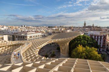 Nos plus belles vues de Séville