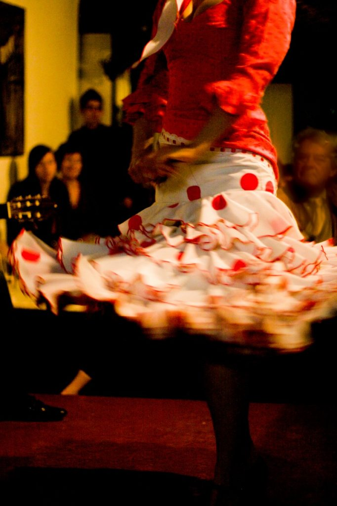 A Séville sur un air de flamenco