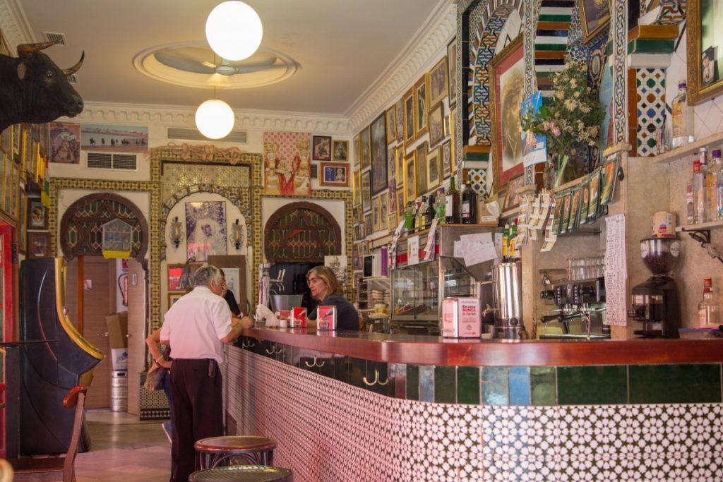 Bar typique de Triana