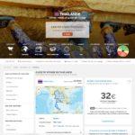 Fiche pays : Préparer son voyage en Thaïlande