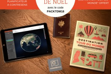 Pack TDM Noël Planificateur - Destination Tour du monde