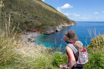 Itinéraire en Sicile : le nord-ouest et la réserve du Zingaro
