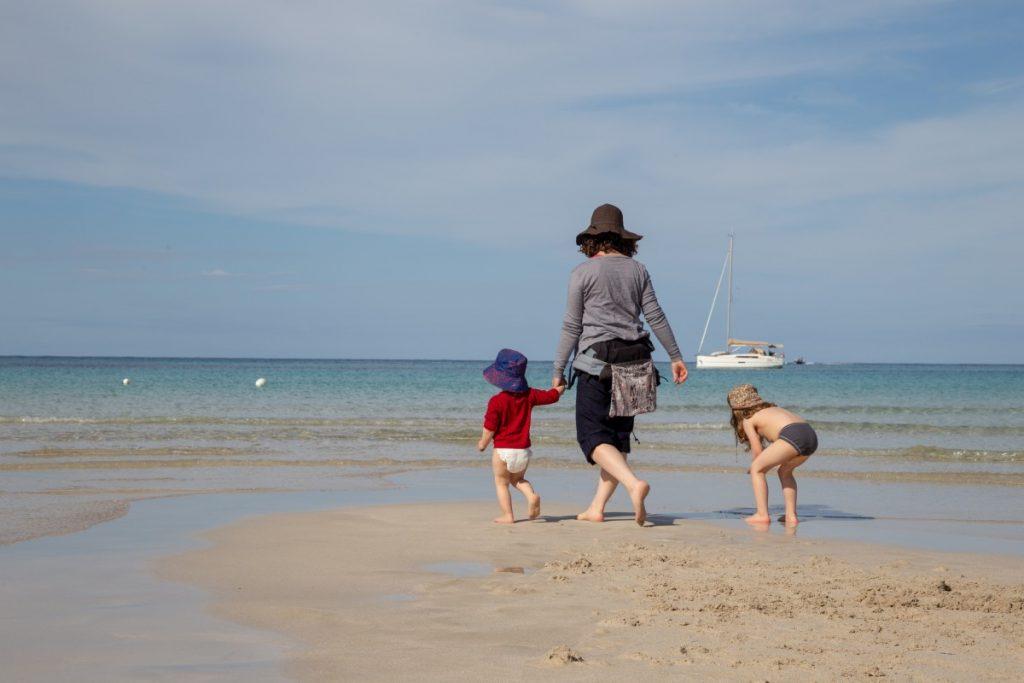 Les plus belles plages siciliennes en famille