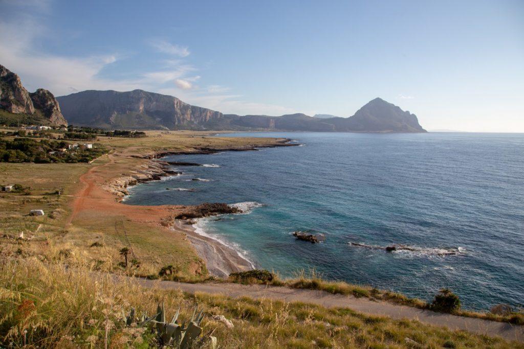 Baie sauvage de Santa Margherita à San Vito Lo Capo