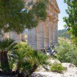 L'impressionnant théâtre antique de Sageste