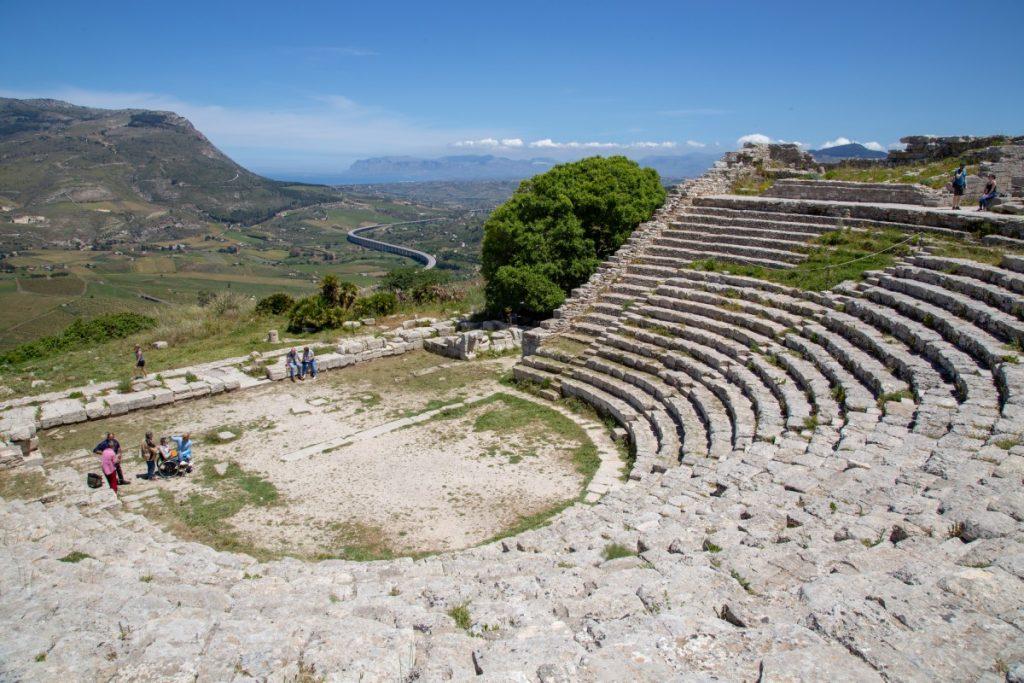 Théâtre antique de Sageste