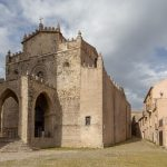 Village médiéval d'Erice à l'ouest de la Sicile