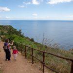 Randonnée en Sicile en famille