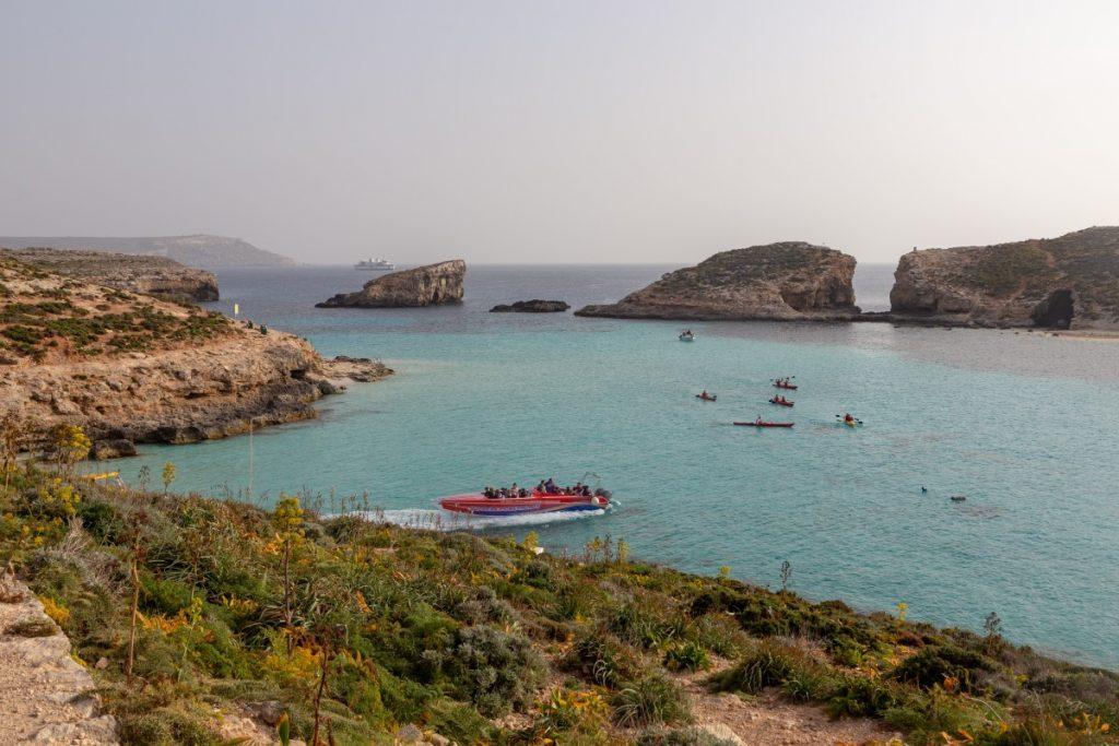 Faut-il aller sur l'île de Comino ?