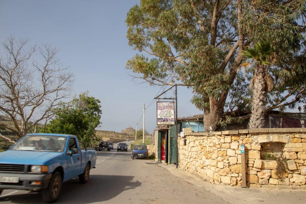 Conduite à gauche sur les routes de Malte et Gozo
