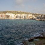 Baie de Xlendi à Gozo