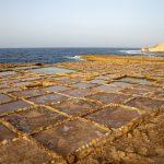 Marais salants de Marsalform à Gozo