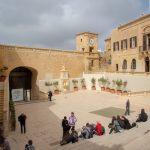 La citadelle de Victoria (Ir-Rabat), la capitale de Gozo