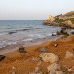 Petite plage de San Blas Bay
