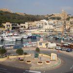 Port de Mgarr à Gozo, direction Malte et la Valette