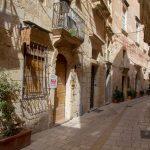 Les Trois Citées : les charmantes ruelles de Vittoriosa