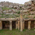 Temples mégalithiques de Ggantija sur Gozo, inscrits au patrimoine de l'UNESCO