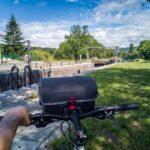 Bagages futés pour voyage à vélo