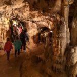 Visite de la grotte d'Osselle