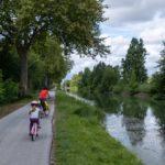 Canal des 2 mers à vélo entre Toulouse et Agen