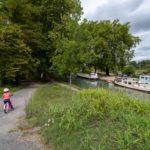 Sur le Canal des 2 mers à vélo entre Toulouse et Agen