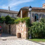 Flaner dans les ruelles d'Auvillar, petite citée historique perché au dessus de la Garonne