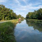 Canal de la Garonne à Saint-Jean-de-Thurac
