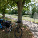 Histoire à écouter dans la remorque sur le Canal des 2 mers à vélo