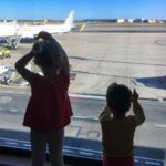 Jouer en voyage avec des enfants