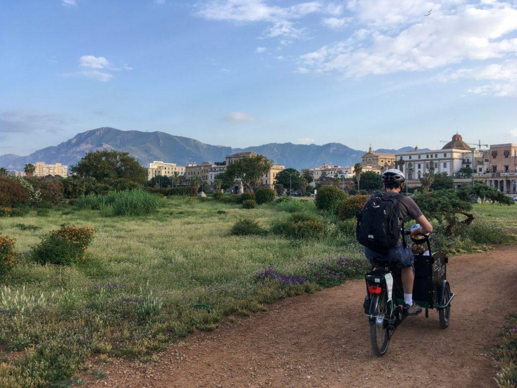 Visite de Palerme en triporteur
