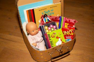 Jeux de voyage pour enfants de 0 à 6 ans: idées et astuces