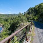 Dolce Via : voie verte sécurisée en Ardèche