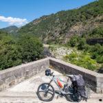 Voyage en Ardèche à vélo