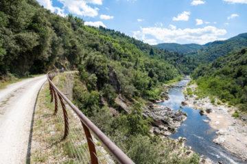 L'Ardèche à vélo : de la Dolce Via à la ViaRhôna