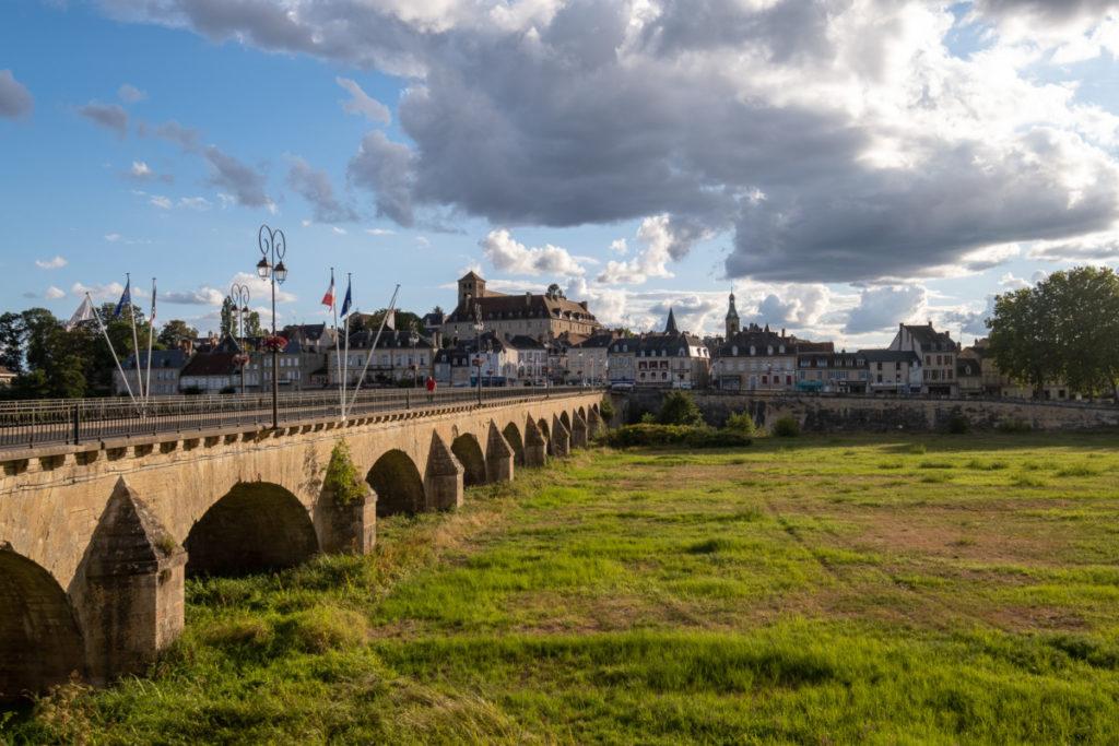 Pont de la Vieille Loire à Decize