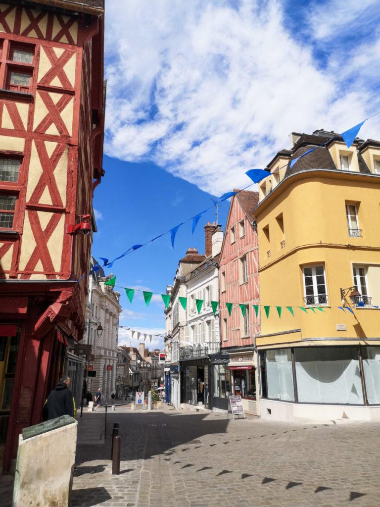 Centre historique de Auxerre